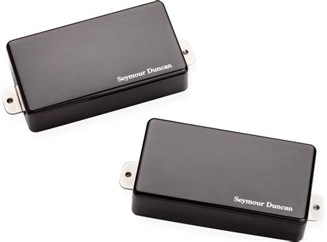 seymour duncan ahb 1s blackouts active humbuckers neck