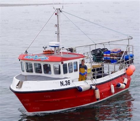 commercial fishing boat jobs uk cygnus cyfish 31 39 new building valentia island ad 41462