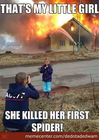 Killing Spiders Meme - spider by dedotadedwam meme center
