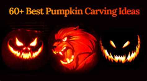 60 Best Cool Creative Scary Halloween Pumpkin Carving | search results pumpkin carving ideas