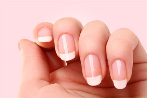 Carpet Fungus Types by How To Give Yourself A French Manicure