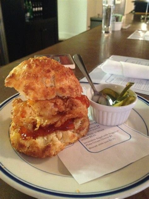 today s special fried chicken biscuit buttermilk