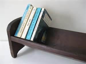 Angled Bookshelves Small Slanted Bookshelf