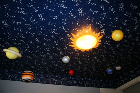 glow in the planets and for ceiling 17 best images about glow in the cool ideas and