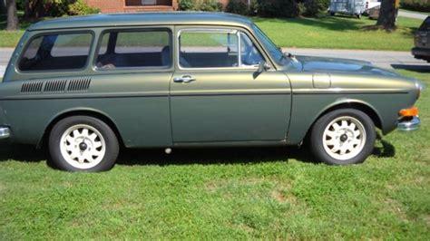 1972 Volkswagen Squareback by 1972 Volkswagon Squareback Classic Volkswagen Squareback