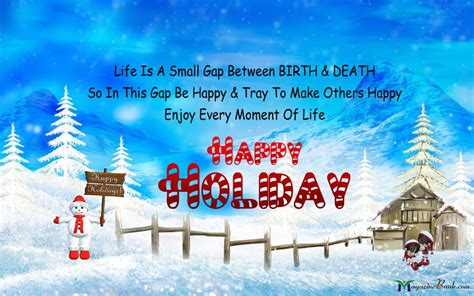 Happy Holidays From The At Gap by Happy Holidays Pictures Images Photos