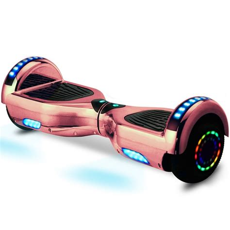 Hoverboard Swing Electric Unicycle Scooter 1st 6 5 Inci chrome hoverboard led wheel w bluetooth self balancing scooter