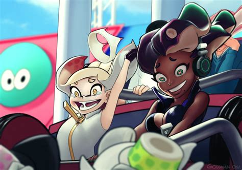 Marina Cooler 5 5l marina and pearl by goddamn oni on deviantart
