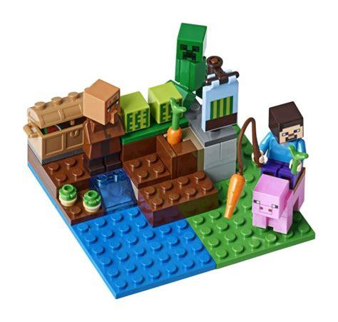 novit 224 lego minecraft 2018 mattonito