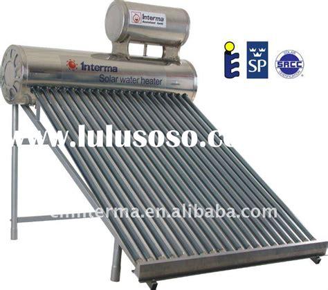 Solar Water Heater Malaysia non pressurized solar water heater malaysia non