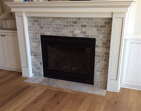 tile fireplace surround fireplace surround ideas best choices installation