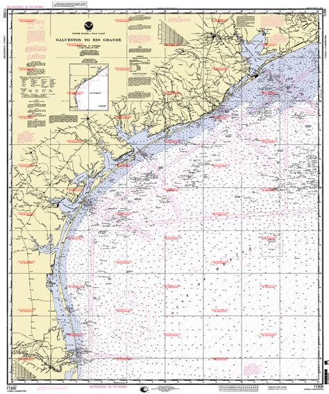 texas coastline map map of texas gulf beaches pictures to pin on pinsdaddy