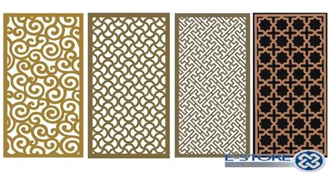 decorative sheet metal panels