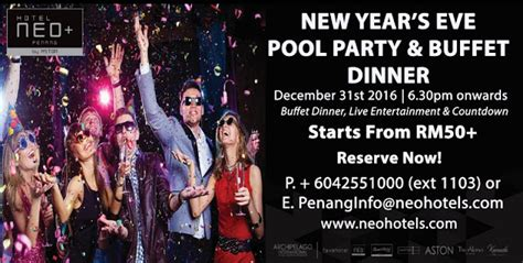 neo new year neo s dinner new year s pool