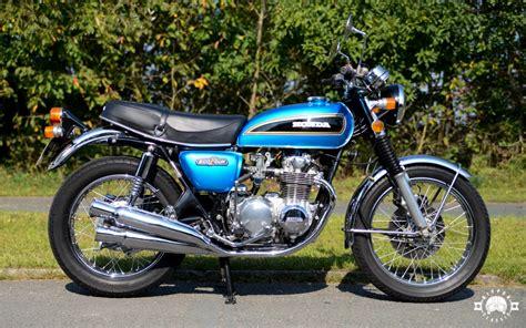 honda cb 500 honda cb 500 four 1971 1978 bestseller im 500er segement