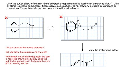 doodle how to make mechanism draw the curved arrow mechanism for the general el