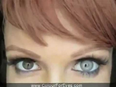 colored contact lenses for dark and light eyes non