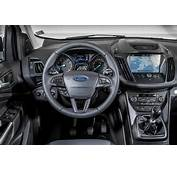 Ford Guga 2018 Kuga Review Price Specs Release Date