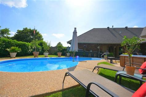 houses for sale with inground pool pin by nicky dou on homes in northwest arkansas pinterest
