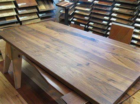 walnut slab butcher block table counter top cutting board