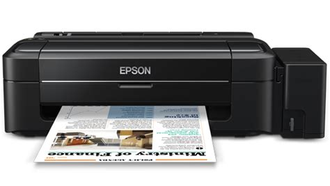 Printer Epson All In One Terbaru by Spesifikasi Dan Harga Printer Epson L350 All In One