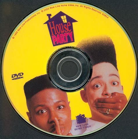house party 1990 covers box sk house party 1990 high quality dvd blueray movie