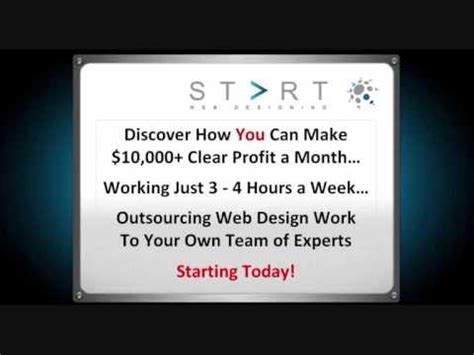 how to start a home decor business how to start a home based web design business video youtube