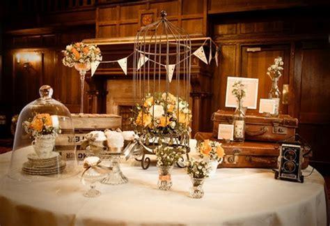 vintage wedding table decorations uk vintage wedding the wedding company