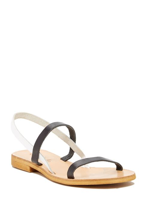 Nordstrom Rack Naples by Cocobelle Naples Leather Sandal Nordstrom Rack
