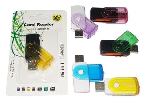 Card Rider 4 Slot Tutup Putar Murah Dan Siap Order Partai jual card reader usb all in 1 4slot model flashdisk putar z 001 asli murah
