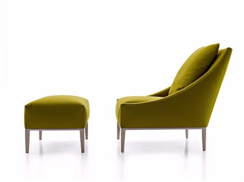 armchairs with footstool jean armchair with footstool by b b italia project a brand of b b italia spa design