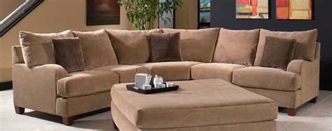 klaussner canyon sectional klaussner canyon sectional sofa nuzz latt brown kl