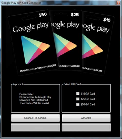 Gift Card Codes For Google Play - free google play gift card code generator no survey 2015 updated