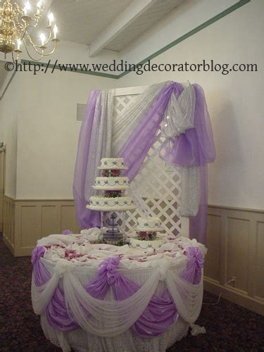 Trellis Weddings Reader Question What Materials To Drape With