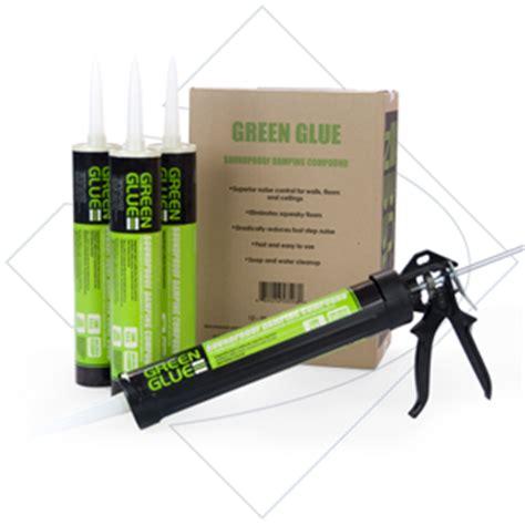 green glue installation overview