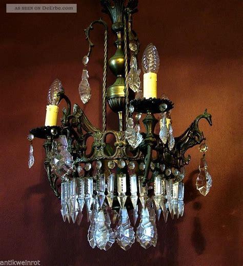 kronleuchter alt kronleuchter l 220 ster kristall bronze korbl 220 ster chandelier