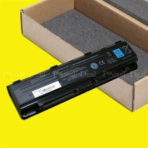 new laptop battery power pack for toshiba part model number no pa5110u 1brs 886729218823 ebay