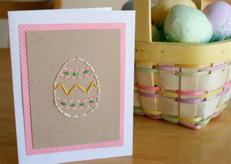 make a easter card 10 sweet handmade greeting card ideas for easter