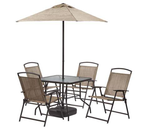 aldi folding table 2017 home depot 7 patio set with umbrella for 99