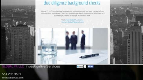 Due Diligence Background Check Business Due Diligence Background Checks