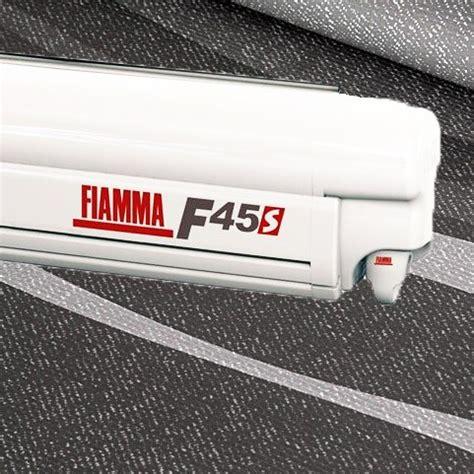 fiamma f45 awning caravansplus fiamma f45 s awning 2 6m deluxe grey fiamma f45
