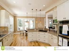 beautiful kitchen royalty free stock photography image 5983287