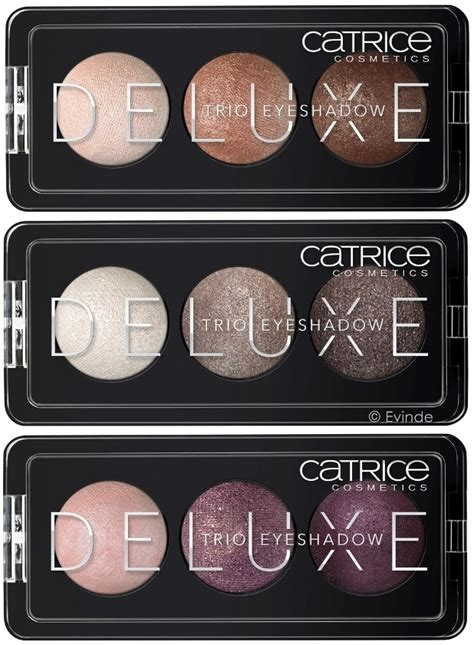 Catrice Deluxe Trio Eyeshadow 1 new catrice products 2015 fall winter nails evinde s stash