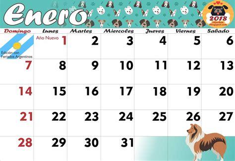 Calendario 2018 Argentina Para Imprimir Irka Calendario 2018 Para Imprimir