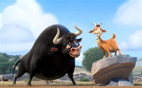 Ferdinand Review Billy Elliot With A Bull What S Not To Ferdinand The Bull
