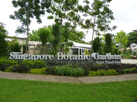 Botanical Gardens Singapore Singapore Botanic Check Out Singapore Botanic Cntravel