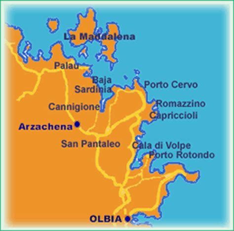 porto cervo mappa mundoteka 187 italia porto cervo destino favorito de famosos