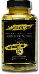 The Power Abs Diet Weight Loss Supplements by Power Thin Ephedra Diet Pill Lose Weight
