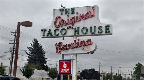 the original taco house original taco house mexican restaurant 3255 ne 82nd ave in portland or tips and