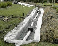 whitby back yard drainage contractor 1st choice landscaping